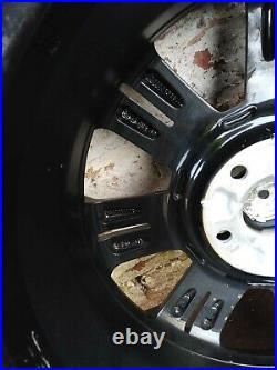 17 Renault Trafic / Vauxhall Vivaro Mk2 (2014-20) Genuine Set Of Alloy Wheels