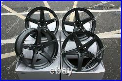 17 SC141 Alloy Wheels Fits Opel Vauxhall Vivaro Mk2 Renault Trafic 2014