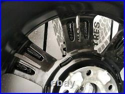 17renault Trafic/vauxhall Vivaro Mk3 Fiat Talento Genuine Alloy Wheels