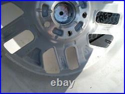 17renault Trafic/vauxhall Vivaro Mk3 Genuine Alloy Wheels With Tyres