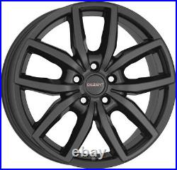18 Alloy Wheels Tyres Vauxhall Vivaro Van Renault Traffic Load Rated