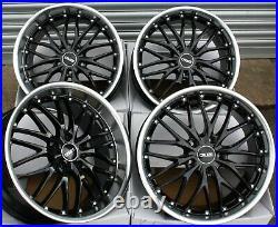 18 GBLP 190 Alloy wheels For Vauxhall Vivaro Renault Trafic upto 2014