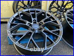 19 Aluwerks Xt1 Alloy Wheels 5x114.3 Vauxhall Vivaro Renault Trafic Load Rated