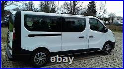 2016, 16 Reg Renault Trafic 9 Seater Minibus, Euro 6 Ulez, Same Vauxhall Vivaro