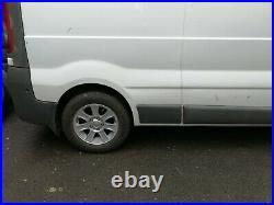 4 Renault Trafic Vauxhall Vivaro Nissan Primastar 16 Alloy Wheels + Tyres