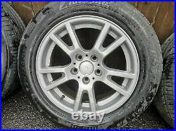 4 Renault Trafic Vauxhall Vivaro Nissan Primastar 17 Alloy Wheels + New Tyres
