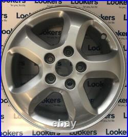 4 x Genuine Vauxhall Vivaro A Sportive & Renault Traffic 16 Alloy wheel
