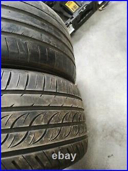 4x Bbs Renault Trafic Vauxhall Vivaro Nissan Primastar 18 Alloy Wheels + Tyres