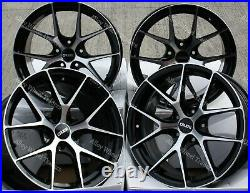 Alloy Wheels 18 GTO For Renault Trafic Traffic Peugeot Boxer 5x118 WR BMF