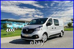 Brand New Genuine Renault Trafic Camper Crew Cab Conversion Interior Floor Trims