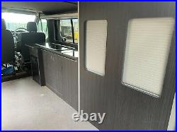 Campervan Kitchen Units Vauxhall Vivaro / Renault Traffic / Nissan Primaster