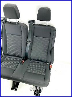 Double Bench Seat Vauxhall Vivaro / Renault Traffic