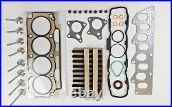 FOR RENAULT MEGANE SCENIC TRAFIC S40 1.9 DCi F9Q HEAD GASKET SET BOLTS 8 VALVES