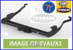 Flange Towbar Renault Trafic, Vauxhall Vivaro Fiat Talento, Nissan NV300