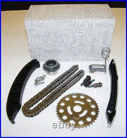 Genuine Oem Timing Chain Kit Vauxhall Vivaro 2.0 Cdti 2006-2014 M9r 130c11053r