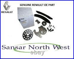 Genuine Renault Trafic Timing Chain Kit M9R ENGINE 2.0 DCI Diesel OE