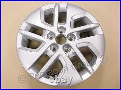 Genuine Vauxhall Vivaro B Renault Trafic 15- 17 Set Of 4 Alloy Wheel 93866154