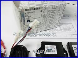Genuine Vauxhall Vivaro B Renault Trafic 15 Vehicle Anti-Theft Alarm System Kit