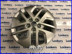 Genuine Vauxhall Vivaro B Renault Trafic 2015- 17 Alloy Wheel 93866154