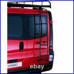 Genuine Vauxhall Vivaro / Renault Trafic Loading Ladder Standard Roof Rear Doors