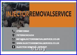 Mobile Injector Removal Service 20102014 Vivaro, Trafic, Primastar