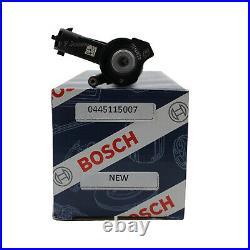 New Bosch Diesel Injector 7701476567 0445115007 2 Year Warranty