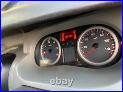 Nissan primastar 115 2008 vauxhall vivaro renault traffic