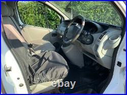 Nissan primstar/ Vauxhall vivaro/ Renault traffic 1 former keeper fsh full mot