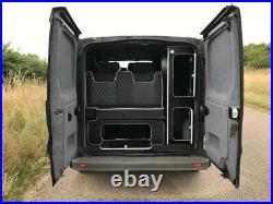 RENAULT TRAFIC / (Vauxhall vivaro) camper day van conversion