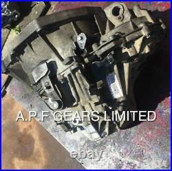 Renault Master Vauxhall Vivaro PF6 Reconditioned Gearbox 2.5 Diesel