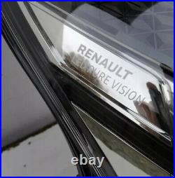 Renault Trafic New Shape Headlights Pair Set Left Right Full Led Vauxhall Vivaro