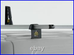 Renault Trafic Roof Rack 2014-2019 Low Roof 3x Roof Bars + Wind Deflector