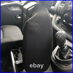 Renault Trafic Sport Seat Set 02 19 Retro Fit Fold Down Passenger Vivaro
