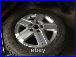 Renault Trafic Vauxhall Vivaro 16 Inch Alloy Wheel With Tyre 205/55 R16