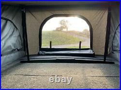 Renault Trafic, Vauxhall Vivaro Camper Elevating Roof Scotland Pop Top Bed Tent