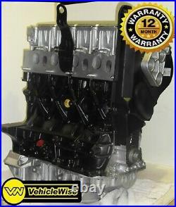 Renault Trafic / Vauxhall Vivaro Primastar 1.9 DCI Reconditioned Engine F9Q 762