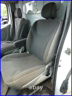 Renault Trafic Vauxhall Vivaro Single Passenger Seat Camper Conversion Boat