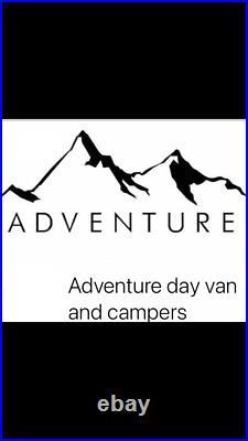 Renault Trafic camper day van conversion Vivaro