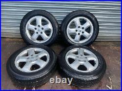 Renault Trafic/vauxhall Vivaro 16 Alloy Wheel With Tyres 195/65r16c