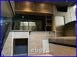 Renault trafic, vauxhall vivaro Camper Kitchenette Campervan Conversion High Top