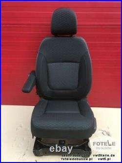 Seat passenger Fiat Talento Renault Trafic Vauxhall Vivaro NV300 armrest base