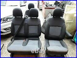 Seats For 2015-2019 Renault Trafic/ Vauxhall Vivaro/ Nissan Primastar