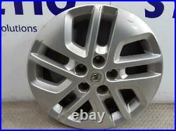 Set Of 2018 Genuine 17 Inch RENAULT TRAFIC VAUXHALL VIVARO Alloy Wheels 93866154