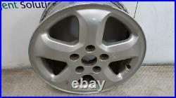 Set Of 5 Genuine 16 Inch VAUXHALL VIVARO RENAULT TRAFIC Alloy Wheels Rims 5x118