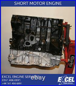 Short Motor Engine Renault Trafic Nissan Primastar Opel Vauxhall Vivaro 2.0 M9r