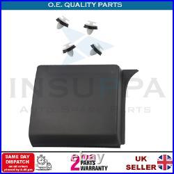 Side Moulding Panel Set Left For Vauxhall Opel Vivaro B MK2 Renault Trafic MK3