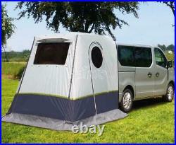 Tailgate Tent Trapezoidal Trafic for Renault Ford Transit Custom Vauxhall Vivaro