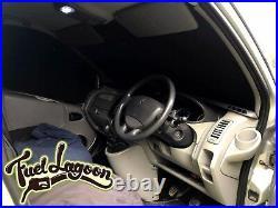 Thermal Window Blind 6 set Camper Van Will Fit Vivaro Vauxhall Renault Traffic