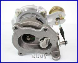 Turbo for Renault Trafic Vauxhall Vivaro 1.9DCi 102HP 74kw 703245 738123 turbine
