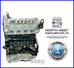 VAUXHALL VIVARO 2.0 DCI M9R786 / M9R630 / M9R692 Reconditioned engine 2009-2014